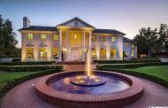 $15.8 Million Colonial Estate In San Marino, CA