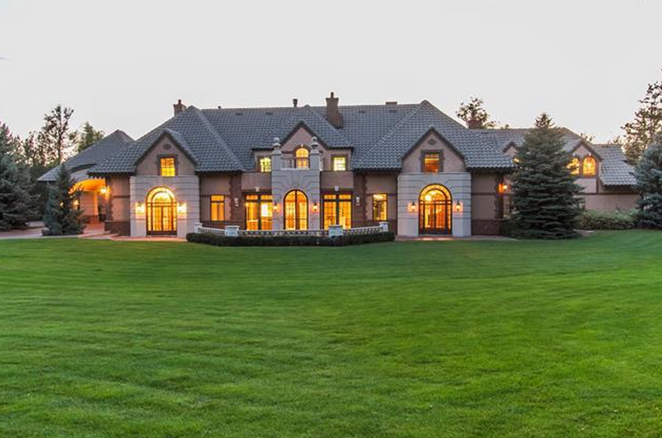 15 000 square foot stately mansion in denver co homes for 15000 sq ft house plans
