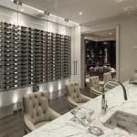 Wine Cellar & Wet Bar