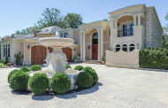 $3.6 Million 10,000 Square Foot Mansion In Rockville, MD
