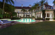 $12.95 Million 13,000 Square Foot Waterfront Mansion In Boca Raton, FL