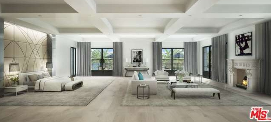 50 000 Square Foot Proposed Contemporary Mega Mansion In