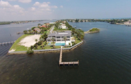$9.995 Million Newly Built Waterfront Mansion In Lantana, FL