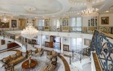 Villa Margarita - A 26,000 Square Foot Mega Mansion In Latvia