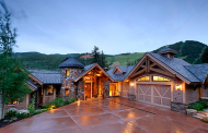 $8.89 Million Mountaintop Mansion In Aspen, CO