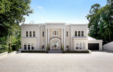 £10.95 Million 12,000 Square Foot Newly Built Mansion In Surrey, England