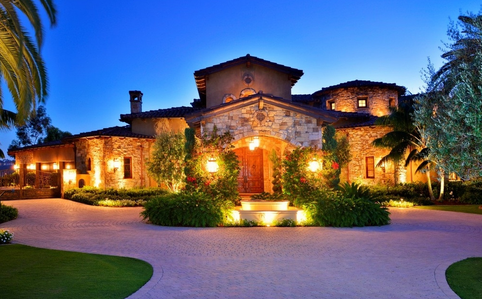$12.975 Million 12,000 Square Foot Mediterranean Mansion In San Diego, CA