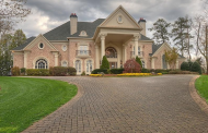 14,000 Square Foot Brick Mansion In Atlanta, GA