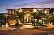 $5.85 Million Mediterranean Home In Corona Del Mar, CA