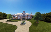 $14.9 Million Newly Built Shingle Mansion In Sagaponack, NY