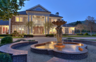 $7.795 Million Stone Mansion In Morgan Hill, CA