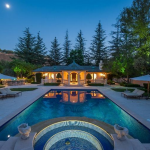 Swimming Pool & Pool/Guest House