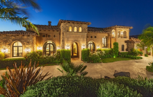 $4.7 Million Mediterranean Mansion In San Diego, CA