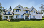 $2.595 Million Newly Built Home In Basking Ridge, NJ