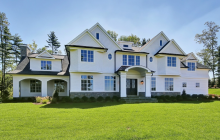 $2.595 Million Newly Built Home In Basking Ridge, NJ