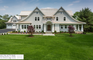 $3.9 Million Newly Built Shingle Mansion In Westport, CT