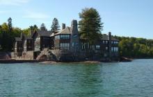 Granot Loma – A $40 Million Historic Lakefront Estate In Marquette, MI