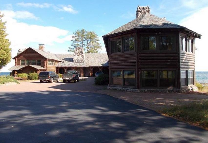 Granot Loma A 40 Million Historic Lakefront Estate In