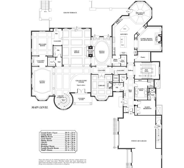 Singer Mary J Blige Lists 18 000 Square Foot Nj Mansion