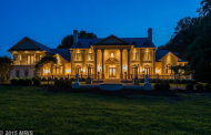20,000 Square Foot Newly Built Limestone Mansion In McLean, VA