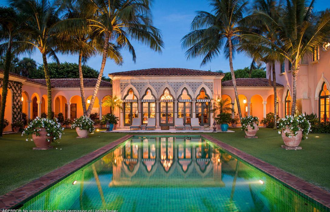 Celebrity homes west palm beach florida