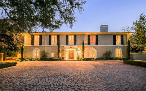 $9.8 Million Colonial Revival Home In San Marino, CA