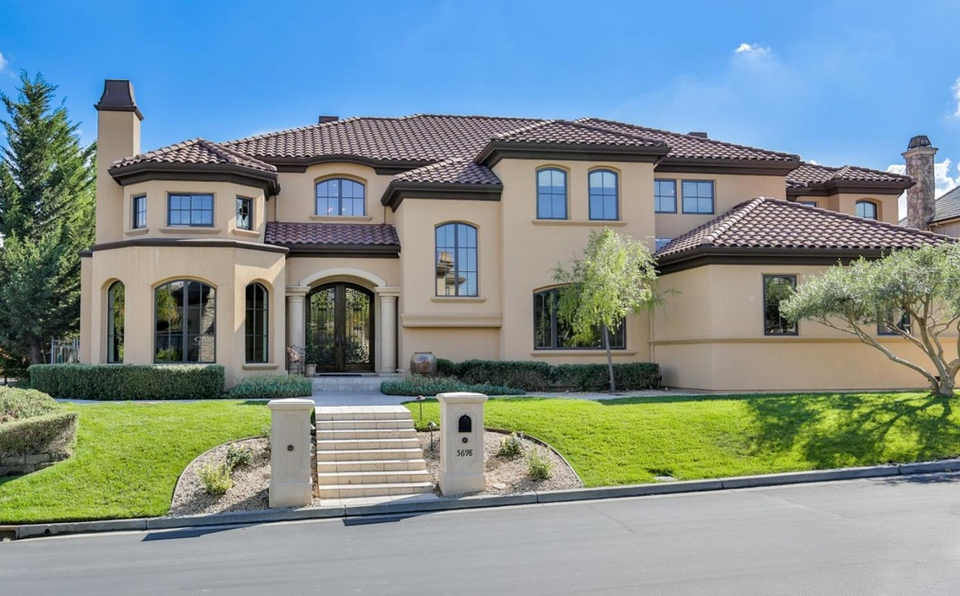 3 7 Million Home In San Jose Ca Homes Of The Rich