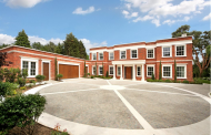 Manna – A  £6.3 Million Newly Built Brick Mansion In Surrey, England