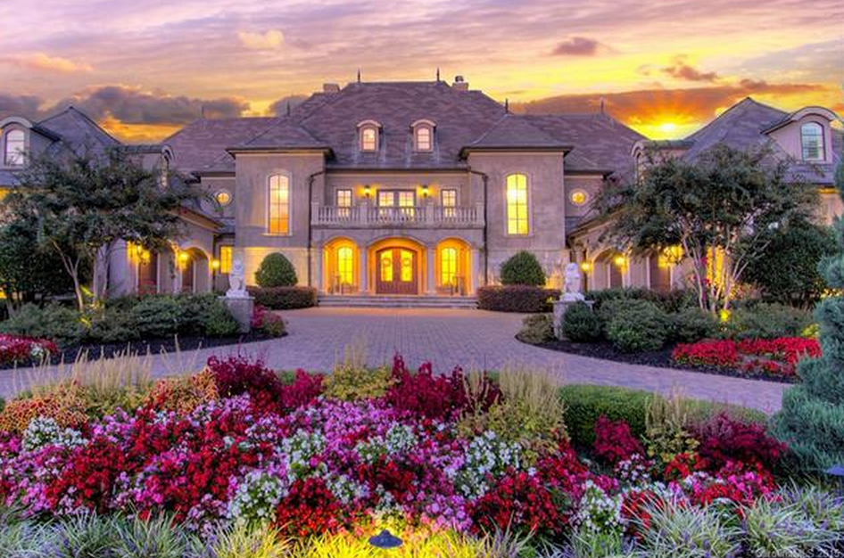 stunning french country luxury homes.  divide 2 975 Million French Inspired Stone Stucco Mansion In Waxhaw NC