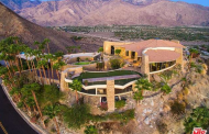 $7.2 Million Mountaintop Contemporary Home In Palm Springs, CA