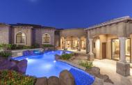 $3.995 Million Mountaintop Mansion In Scottsdale, AZ