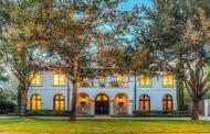 $3.25 Million Mediterranean Home In Houston, TX