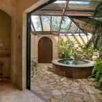 Master Bathroom & Private Hot Tub