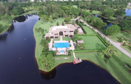 $9.95 Million Newly Built Lakefront Mansion In Boca Raton, FL