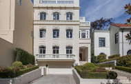 $11.5 Million French Inspired Stucco Home In San Francisco, CA