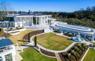 Lavish 30,000 Square Foot Mega Mansion In Queensland, AU