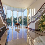 2-story Great Room w/ Double Staircase