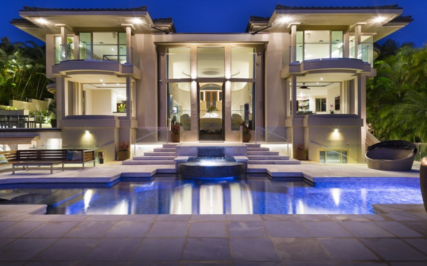 $7.8 Million Contemporary Mansion In Honolulu, Hawaii