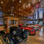 16-car Garage
