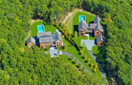$8.25 Million Newly Built Family Compound In Amagansett, NY