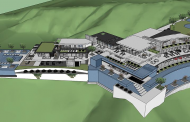 50,000 Square Foot Proposed Modern Mega Mansion In Beverly Hills, CA