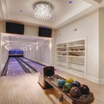 2-lane Bowling Alley