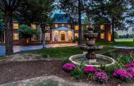 $2.9 Million Brick Georgian Mansion In Englewood, CO