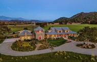 Rancho Rio Robles – A 100 Acre Estate In Santa Ynez, CA