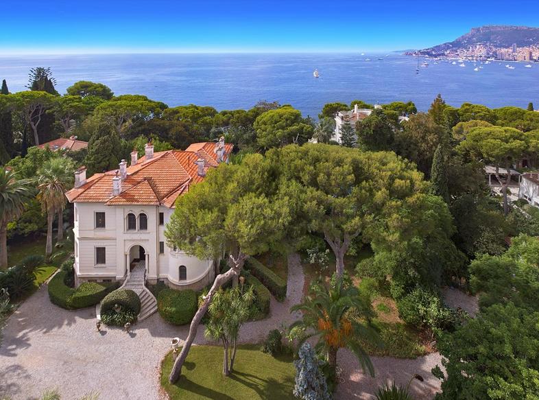 Beautiful Historic Villa In Provence-Alpes-Cote D'Azur, France