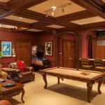 Billiards Room w/ Kitchen