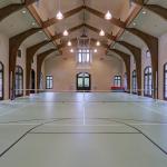 Indoor Tennis/Basketball Court