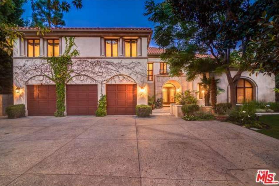 $8.5 Million Mediterranean Home In Beverly Hills, CA