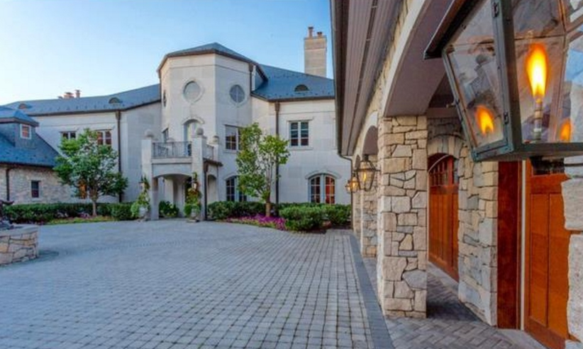 $17 Million 19,000 Square Foot Mansion In Charleston, WV
