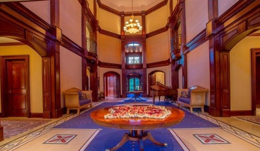 17 Million 19 000 Square Foot Mansion In Charleston Wv